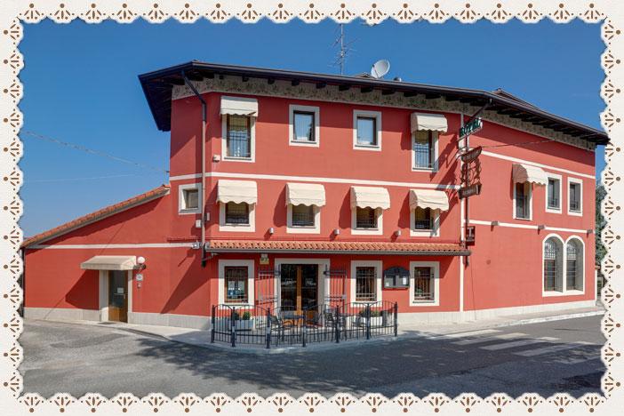 hotel aidueleoni Farra d'Isonzo